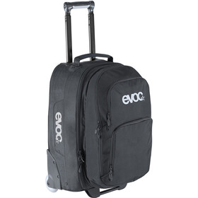 EVOC Terminal - Equipaje - 40l+20l negro